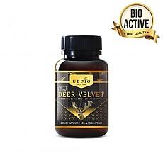 [유비바이오] 바이오액티브 녹용(발효녹용) 500mg 120캡슐 1개
