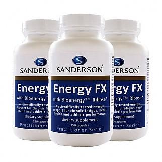 [샌더슨] 에너지 FX 부스터 150 캡슐 3개(피로회복,간건강,숙취해소)