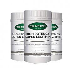 [톰슨] 슈퍼 레시틴 1200mg 200캡슐 3개