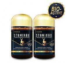 [그리니아] 스테미낙스 / 뉴질랜드 녹용 120캡슐 2개