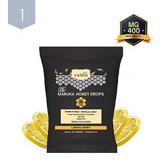 [유비바이오] 마누카 로젠지 레몬 300g 1봉