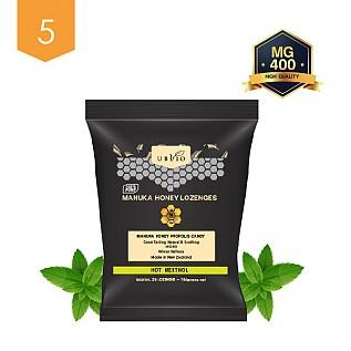 [유비바이오] 마누카 로젠지 민트 150g 5봉