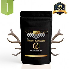 [유비바이오] 뉴질랜드 녹용 캔디 90g 15개 1봉