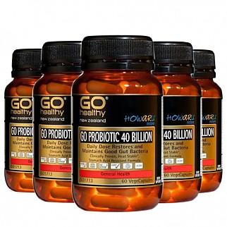 [고헬씨] 프로바이오틱 400억 60 베지캡슐 6개(유산균)