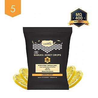 [유비바이오] 마누카 로젠지 레몬 150g 5봉