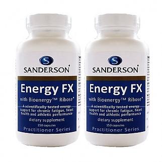 [샌더슨] 에너지 FX 부스터 150 캡슐 2개(피로회복,간건강,숙취해소)