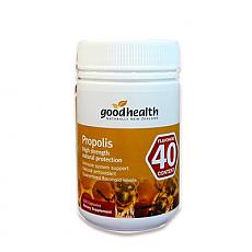 [굿헬스] 프로폴리스(플라보노이드40) 200캡슐 1개