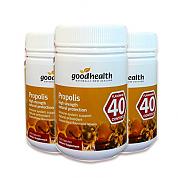 [굿헬스] 프로폴리스(플라보노이드40) 200캡슐 3개