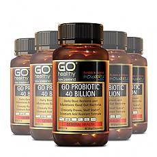 [고헬씨] 프로바이오틱 400억 90 베지캡슐 6개(유산균)