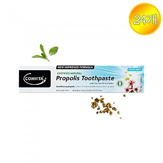 [콤비타] 프로폴리스치약 Natural Toothpaste (티트리오일&자일리톨 함유) 24개