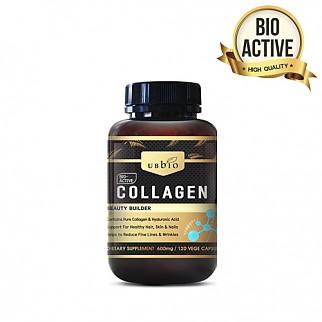 [유비바이오] 바이오엑티브 콜라겐 600mg 120베지캡슐 1개