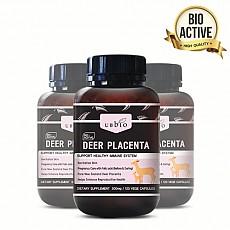 [유비바이오] 플라센타 (사슴태반/이너뷰티) 120베지캡슐 3개