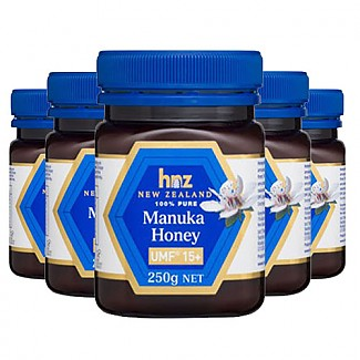 [HNZ] 마누카꿀 UMF15+ 250g 6개