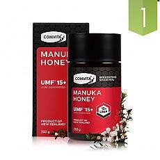 [콤비타] 뉴질랜드 마누카꿀 UMF15+ 250g 1개