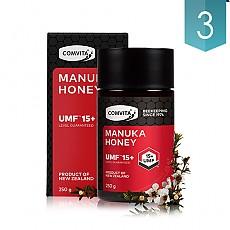 [콤비타] 뉴질랜드 마누카꿀 UMF15+ 250g 3개