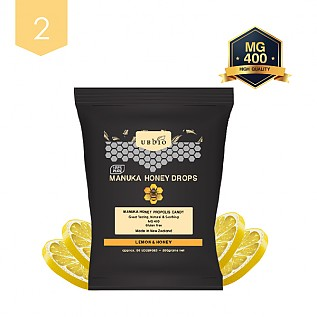 [유비바이오] 마누카 로젠지 레몬 300g 2봉