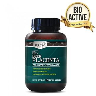 [유비바이오] 플라센타 (사슴/태반캡슐) 120소프트캡슐  1개