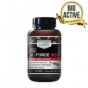 [유비바이오]V-Force 브이포스 레드(녹용,녹혈) 500mg 360tab 1개