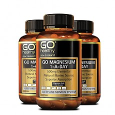 [고헬씨] 마그네슘 (ONE-A-DAY) 500mg 60캡슐 3개