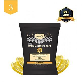 [유비바이오] 마누카 로젠지 레몬 300g 3봉