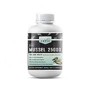 [유비바이오] 생 초록입홍합25000mg 360캡슐(고함량) 1개 / 무릎관절에좋은영양제