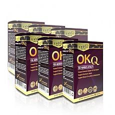 [유비바이오] 오케이큐 815 mg 120정 6개(여성 면역력관리-마카,홍삼,석류 추출물)