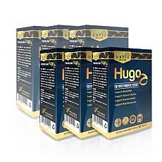 [유비바이오] 남성 비타민 휴고지 815 mg 120정 6개 (남성 면역력관리-마카, 홍삼, 쏘팔메토 추출물)