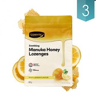 [콤비타] 마누카 허니 로렌지(레몬) 500g 3개