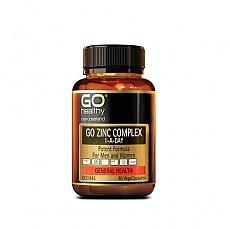 [고헬씨] 하루한알 징크 컴플렉스(아연) 120 베지캡슐 1개