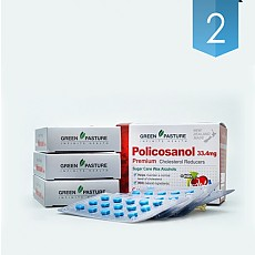[그린파스쳐] 폴리코사놀(혈행도우미) 33.4mg 180정 2개