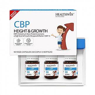 [헬스윈]CBP 1박스 30캡슐*3병 1set (초유, 초유단백질, CBP200mg) 3개월분