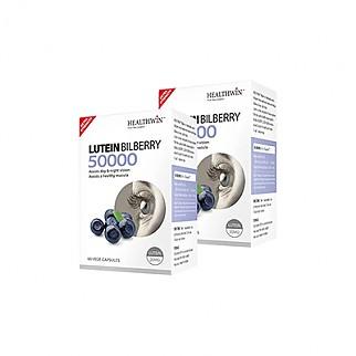 [헬스윈] 루테인 빌베리 50000(루테인 20mg) 60캡슐 2개